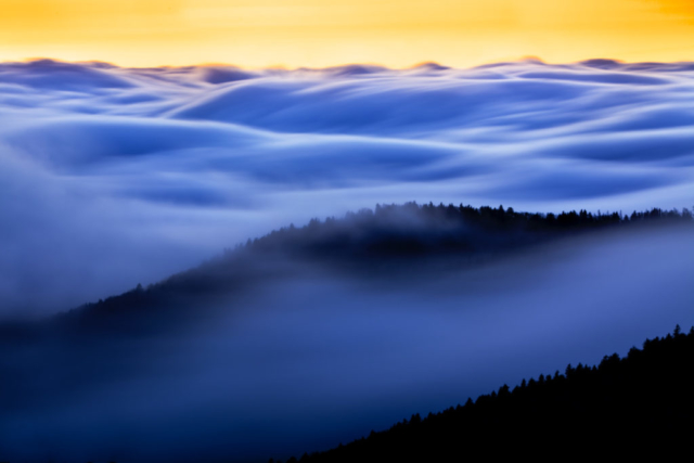 Clingmans Dome, Great Smoky Mountains National Park, Tennessee and North Carolina