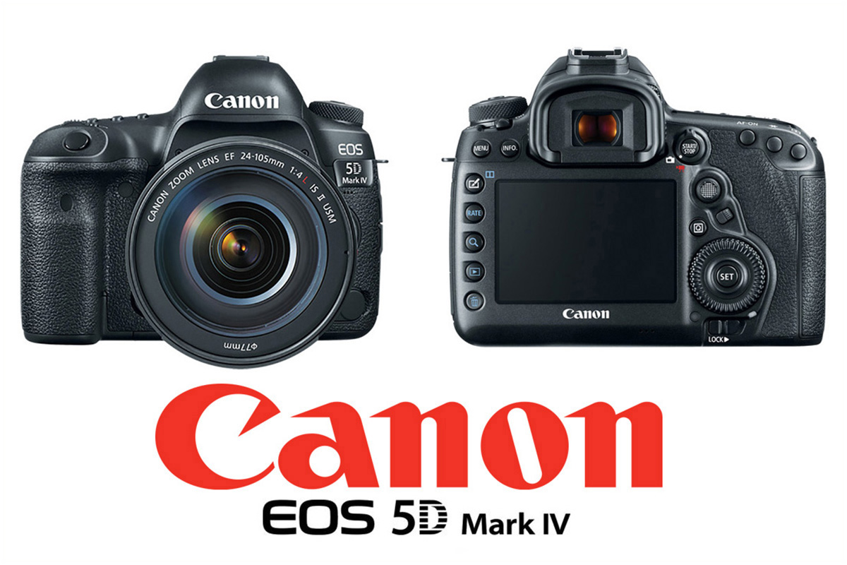 Canon 5D Mark IV Camera Review