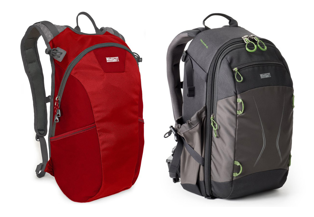 Mindshift Announces Two New Camera Backpacks