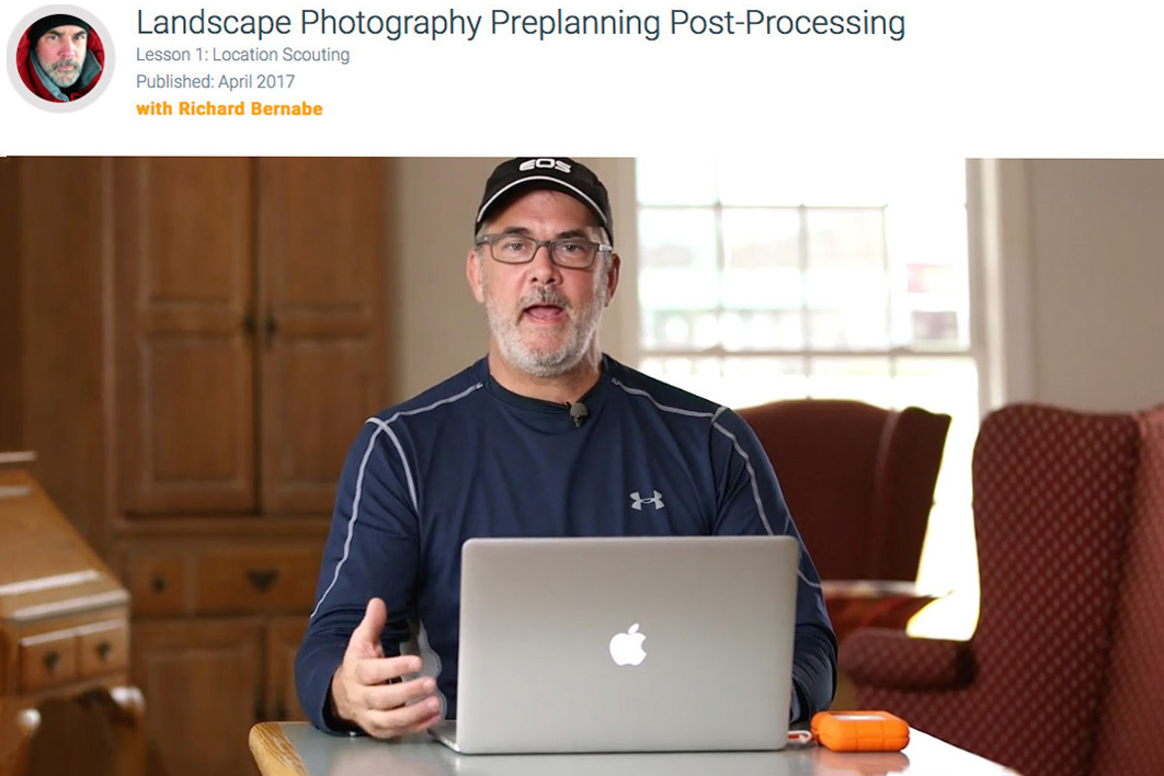Richard Bernabe Online Photography Classes